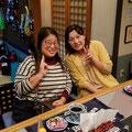 2018.10.24 大阪光富さんと花巻の安部さん♪ご来店で嬉しかった(^.^)