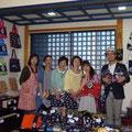 2012.6.30  池永憲彦さん(ミュージシャン)と鈴木あいさん(シンガーソングライター)がお店にいらしてくださいました。 常連さんが連れてきてくださったんですよ(⌒▽⌒)