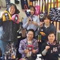 2014.5.18 神奈川県からご来店の皆様!気仙沼のお友達を心配して来てくださったようで、お友達思いの素敵な方々でした☆ぜひまたお越しください!