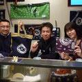 2014.11.11 愛知県からのお客様!ガンバーレの商品をお使いいただいているそうで、有り難いです!ぜひまたお越しくださいませ♡