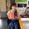 2018.8.14 息子の大学の先輩の川田さん!!毎年会いに来てくれてありがとう(*^^*)