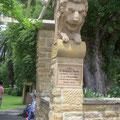 St. Davids Park entrance