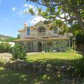 old villa at Lower Sandy Bay