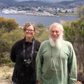 at Rosny Hill Lookout