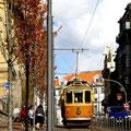 Tranvia Tradicional de la Ciudad de Oporto