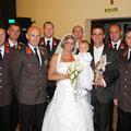 Hochzeit von Silvia & Hannes Bauer - 14.07.2012