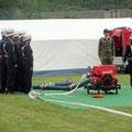 31. Abschnittsfeuerwehrleistungsbewerb und 16. Abschnittsfeuerwehrjugendleistungsbewerb des Abschnittes Laa/Thaya - 09.06.2012