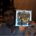Alex H. (Avec son CD Layton)