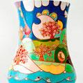 .. e tulipani, il vaso di Chiara Raccanello