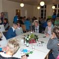 Bordesholmer Landfrauen; Kennenlernabend in Brügge im November 2017