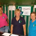 Bordesholmer Landfrauen; Reesdorfer Brückenfest im Juli 2017