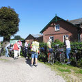 Bordesholmer LandFrauen, Radtour Bordesholm IV im September 2021