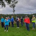 Bordesholmer LandFrauen, Wattenbeker Radtour im September 2020