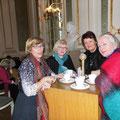 Bordesholmer Landfrauen; Besuch der Laeiszhalle in Hamburg im Dezember 2017