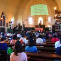 カトリック夙川教会 御聖堂