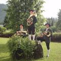 Die Tenorhörner der Erzherzog Johann Musikkapelle