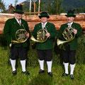 Hornisten der Erzherzog Johann Musikkapelle