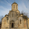 Спасский Собор в Спасо-Андрониковом монастыре - самый древний из сохранившихся до наших дней храмов Москвы.