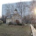 Це́рковь му́ченика Три́фона в Напру́дном — православный храм Сретенского благочиния Московской городской епархии.