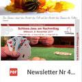 Newsletter Nr. 47 | Oktober 2017