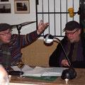 Bernd Claas und Richard Köhler
