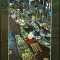 赤塩秀:晩コックの水上市場