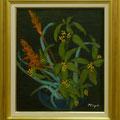 池田美代:千蘭とアロエの花