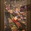 赤塩秀:タイの水上市場にて