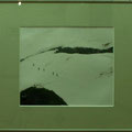 中嶋道芙:雪道を下る