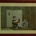 瀬島孟:祇園東叶屋にてーいずれが菖蒲杜若①