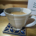 カフェで使用しているコーヒーカップ