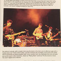 Brighton Unsigned - November 2015. Article by Pete Jones
