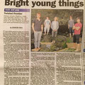 The Argus - July 2012. Article by Duncan Hall.