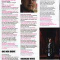 XYZ Magazine - December 2013. Article by JDF.