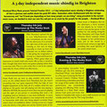 Brighton Unsigned - July 2012. Articles by Jordan Thomas, Shaz Simone and Bryan Williamson.