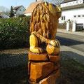 .....die fertige Skulptur