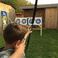 Bogenschießen für Kids mit Sports & Outdoor Guide