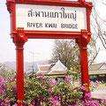 In Kanchanabhuri (River Kwai)