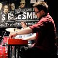 Tolle Keys: Daniel Bingham an den Tasten