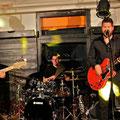 Kris Pohlmann Band mit Drummer Michael Grulke als Ersatz