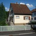 Älteres Einfamilienhaus mit großem Grundstück in Riederich