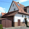 Älteres Einfamilienhaus mit Swimmingpool in Reutlingen (Rommelsbach)