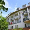 """2-Zimmer-Appartement in Riederich (""""Bananen-Bau"""")"""