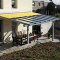 Toldos veranda para techos acristalados