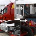 Multi camera systeem voor zicht en veiligheid rondom tijdens het werk