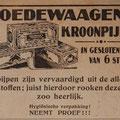 Kroonpijpen  1930
