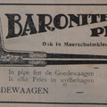Advertentie 1929