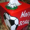 Kleenexbox Hopp Schwiiz