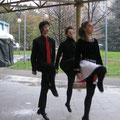 Cinisello B. 30 novembre 2013 - mercatino ed esibizione di danze irlandesi