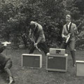 The Hurricane Rollers - In park Reeburg te Vught 1963